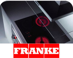 Click here to go to the Franke website